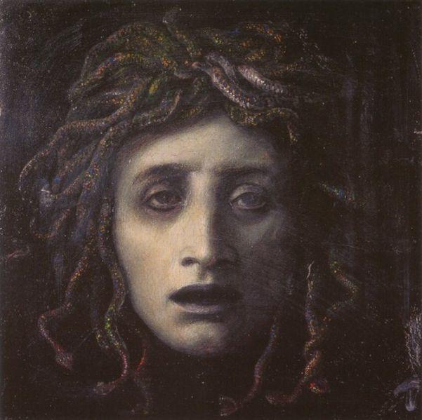 Medusa-Bocklin