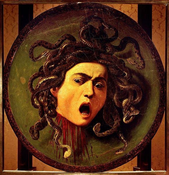 Misplaced Myths #2 –Medusa