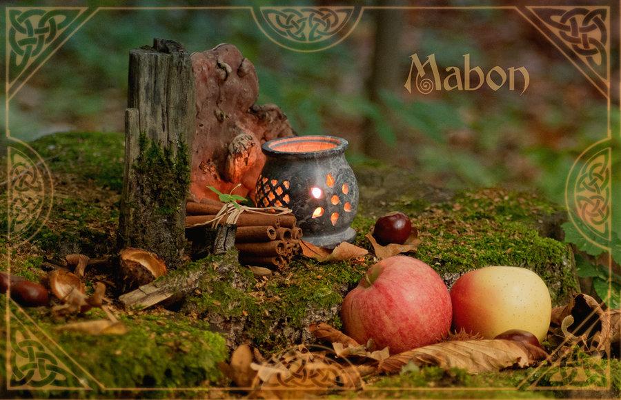 Fall into Mabon