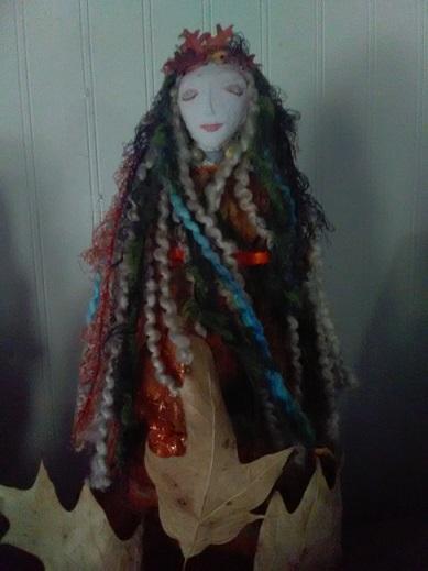 My Autumn Doll